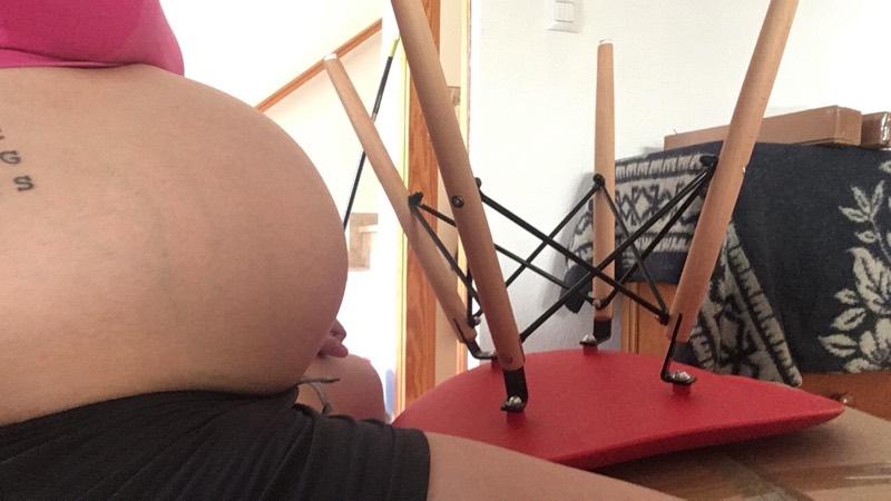 Cansancio en el embarazo: 32 semanas