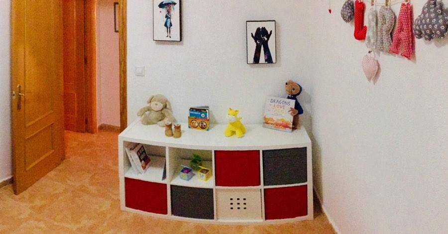 Habitaciones de bebé baratas - Madre Solterona
