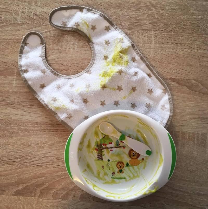Empezar la alimentación complementaria